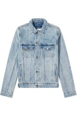 Ksubi Men Denim Jackets - Classic Denim Jacket