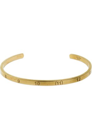 Maison Margiela Number Logo Medium Cuff Bracelet