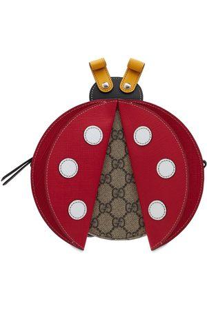Gucci Ladybug Gg Supreme Shoulder Bag