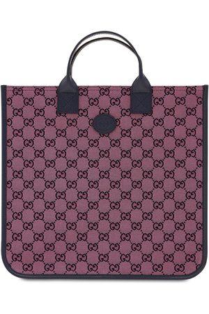 Gucci Gg Cotton Tote Bag
