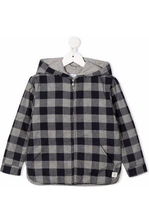 Knot Mitsuji hooded jacket