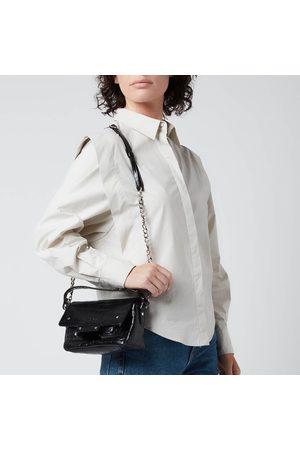 Nunoo Women Bags - Women's Honey Croco Small Cross Body Bag