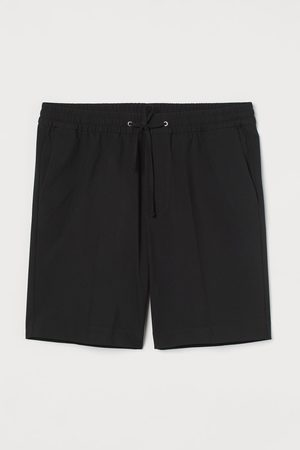 H&M Slim Fit Tailored Shorts