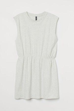 H&M + Jersey Dress
