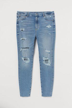 H&M + Embrace Shape Ankle Jeans