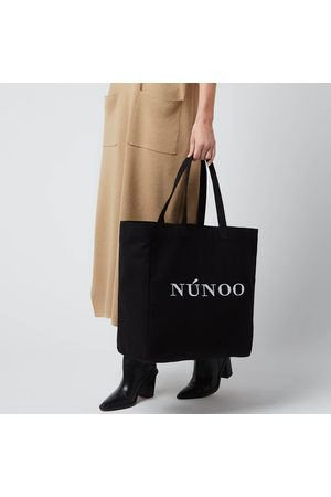 Nunoo Women's Recycled Canvas Big Tote Bag
