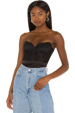 For Love & Lemons X REVOLVE Lace Bodysuit in .