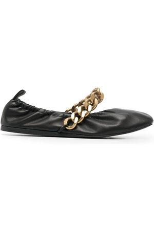 Stella McCartney Falabella ballerina shoes