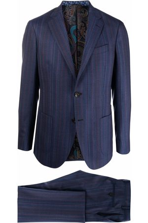 Etro Two piece single-breasted suit