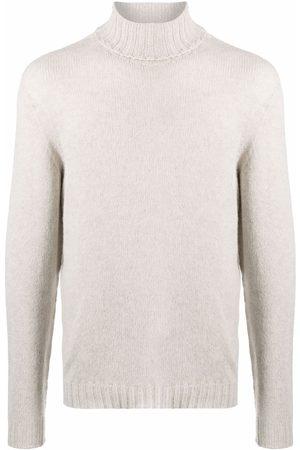 Etro Roll-neck cashmere jumper - Neutrals