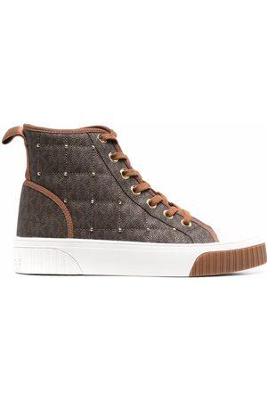 Michael Kors Gertie high-top sneakers