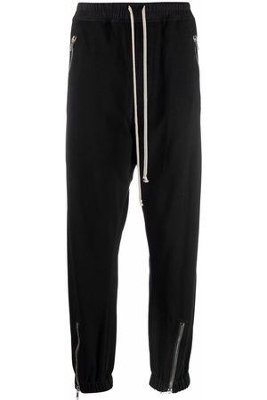 Rick Owens Zip-detail track pants