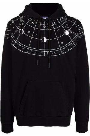 Marcelo Burlon County of Milan Men Hoodies - Astral cotton hoodie