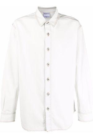 Marcelo Burlon County of Milan Cross Wolf long-sleeve shirt