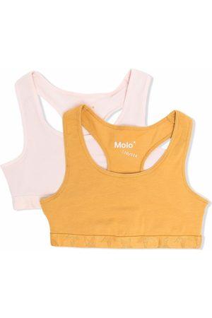 Molo Kids Set of 2 sports bras