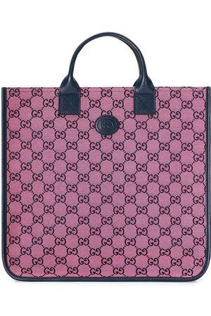 Gucci GG-canvas tote bag