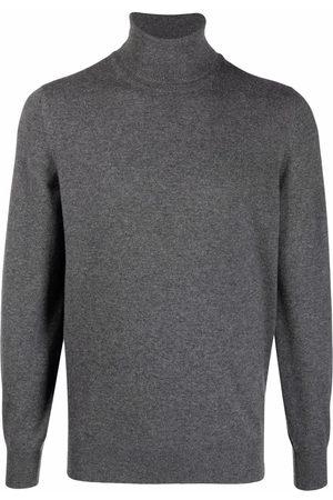 Brunello Cucinelli Roll neck cashmere jumper - Grey