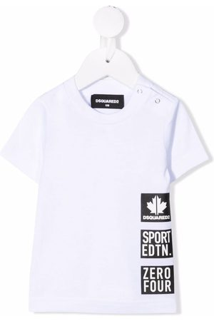 Dsquared2 Maple-print T-shirt