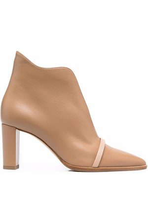 MALONE SOULIERS Clara 70mm ankle boots - Neutrals