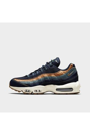 Nike Casual Shoes - Air Max 95 SE Cork Casual Shoes in /Obsidian Size 10.0 Denim