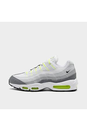 Nike Men's Air Max 95 Casual Shoes in Grey/ Size 7.5 Nylon
