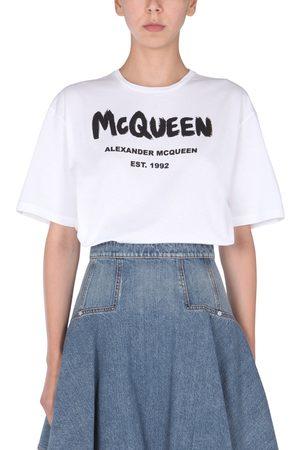 Alexander McQueen T-shirt girocollo