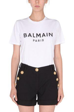 Balmain Crew neck t-shirt