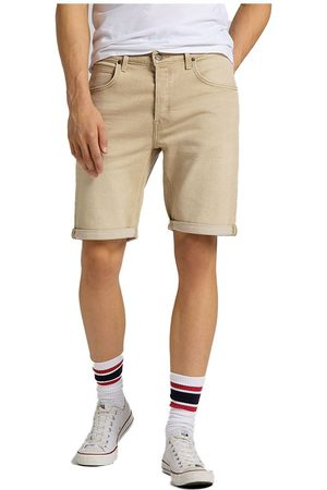 Lee Men Shorts - 5 Pocket Denim Shorts 33 Faded