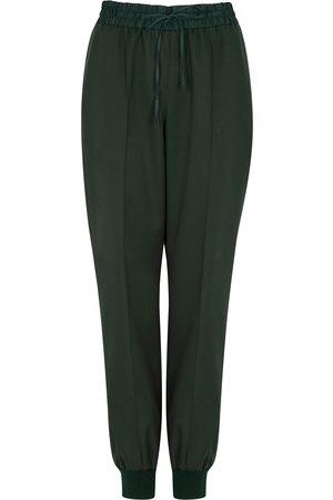 Jil Sander Dark wool trousers
