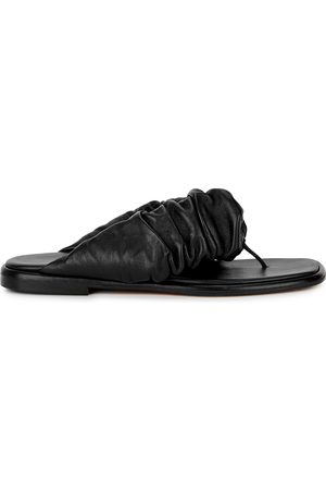 Hereu Nuvola leather thong sandals