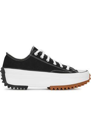 Converse Run Star Hike canvas sneakers