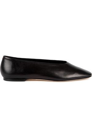 Aeyde Kristen leather flats