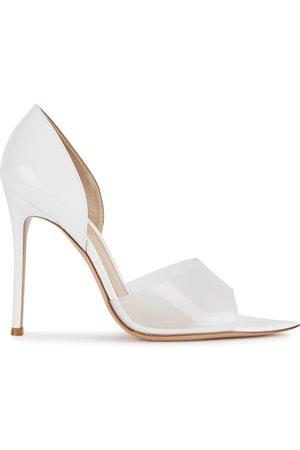 Gianvito Rossi Bree 105 leather sandals