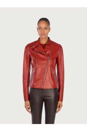 Salvatore Ferragamo Women Nappa jacket