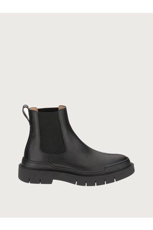Salvatore Ferragamo Men Ankle Boots - Men Beatle Size 7