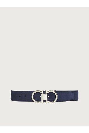Salvatore Ferragamo Men Belts - Men Adjustable Gancini belt