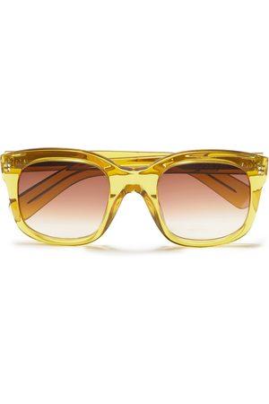 Joseph Woman Square-frame Dégradé Acetate Sunglasses Size