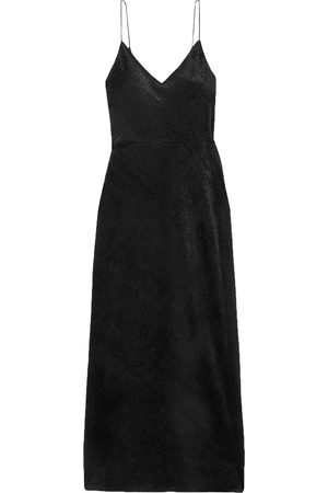 NILI LOTAN Woman Devoré-velvet Gown Size 0