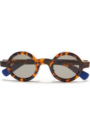 Joseph Woman Round-frame Tortoiseshell Acetate Sunglasses Light Size