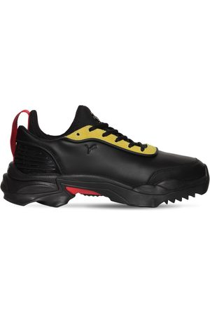 FERRARI STORE Men Sneakers - Puma Nitefox Gt Leather Sneakers