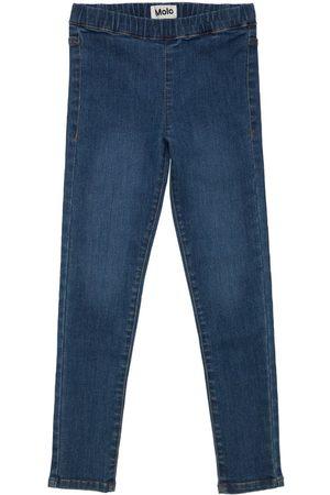 Molo Stretch Cotton Jeans
