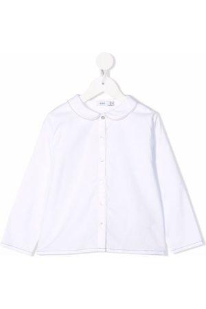 Knot Girls Blouses - Amaya cotton blouse