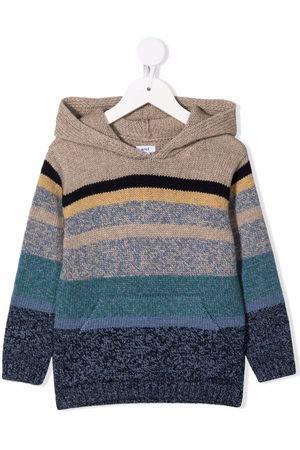 Knot Boys Hoodies - Hokori knitted sweater - Neutrals