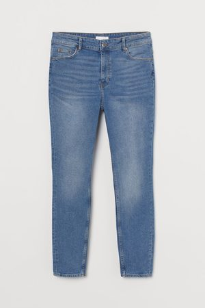 H & M Women High Waisted - + Skinny High Jeans