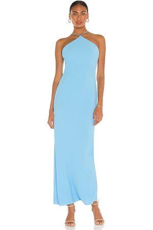 Amanda Uprichard X REVOLVE Riesling Dress in Blue.