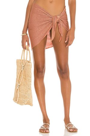 Montce Sarong in Mauve.