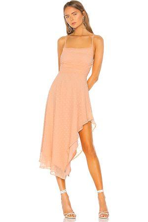 NBD Yvonne Midi Dress in .
