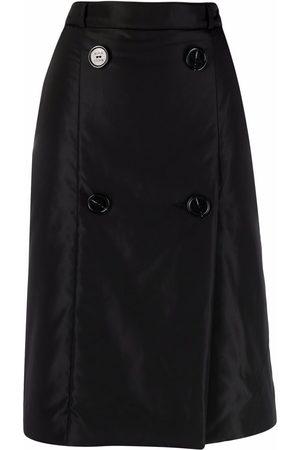 Nina Ricci Button-up midi skirt