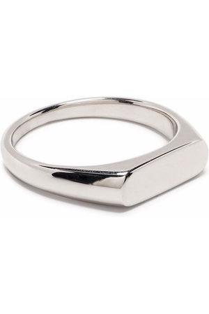 TOM WOOD Rings - Knut signet ring