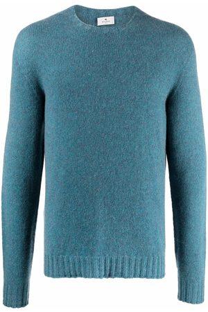 Etro Round-neck cashmere jumper